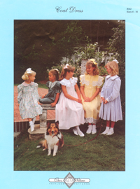 Sewing Patterns - Chadwick Heirlooms - Sewing and Smocking